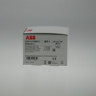 ABB DG/S2.64.1.1 DALI-Gateway Basic, 2fach